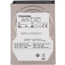 TOSHIBA MK1676GSX 160GB 2.5 Inch Laptop Hard Drive